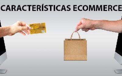 Características principales de un E-commerce